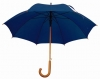 Automatic opening wooden umbrella
