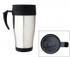475ml Stainless Steel Travel Mug with Handle