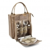 600D Polyester Picnic Carry Bag