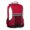 600D Polyester Zippered Backpack