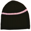 Acrylic Beanie with Straight Pulldown