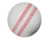 Anti Stress Cricket Ball White