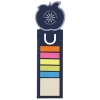 Apple Dye Cut Bookmark/Ruler with Noteflags