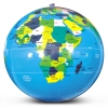 Around the World Promotional Inflatable Beach Balls