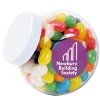 Assorted Colour Jelly Beans In Containers