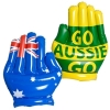 Aussie Giant Inflatable Cheering Hand