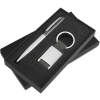 Ball pen and key ring set