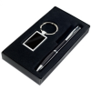 Ball Pen and Keyring Set