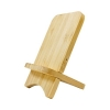 Bamboo Wireless Charge Travel Stand