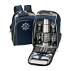 Belmont Coffee Picnic Backpack Set