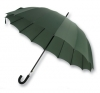 Black Electroplated Frame Umbrella