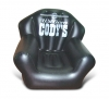 Black Inflatable Sofa Chair