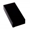 Black paper tuck box