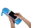Bottle with Mobile Phone Holder