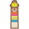 Car Bookmark/Ruler With Noteflags
