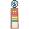 Circle Bookmark/ Ruler With Noteflags