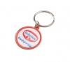 Circle Rainbow Keyring