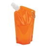 Collapsible Drink Bottle with Carabiner