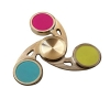 Colorful Tri-Spinner