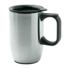 Compact Stainless Steel Thermal Mug