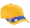 Cotton Australian Flag Cap