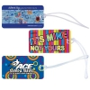 Custom Monte Carlo Luggage Tag with Loop