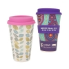 Customised Reusable Bamboo Coffee Cup