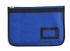 Document Case With Business Card Holder