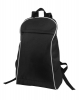 Eclipse Backpack with Open Pocket on Sides