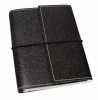Eco notebook with elastic
