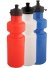 Econo 750ml Drink Bottle. Available In Blue, Red & White