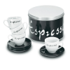 Expresso Cups In Round Box