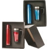 Flask and Mug Gift Set