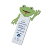 Fred-Rick Frog Magnetic Bookmark