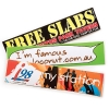 Gloss Paper Sticker (75 x 210mm)
