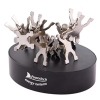 Gymnast Clips On Magnetic Paperweight Base