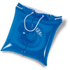 Inflatable beach pillow bag