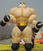 Inflatable Muscle Man