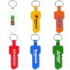 Key Shape Soft Pvc Keytag