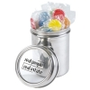 Lollipops In 12Cm Canisters