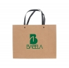 Medium Crosswise Paper Bag with Knitted Handle(320 x 250 x 110mm)