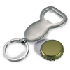 Metal Keyring And Opener