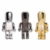 Metal USB People
