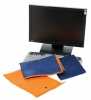 Monitor/Keyboard Dust Cover With Carry Bag