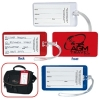 Monte Carlo Luggage Tag With Loop
