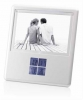 Multifunction LCD Alarm Clock with Photo Frame