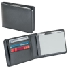 Notepad Card Holder with Card Pockets