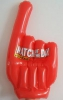 One Finger Hand Inflatable