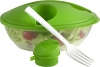 Oval Shaped Salad Box