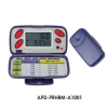Pedometer with Heart Rate Monitor